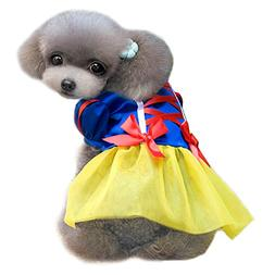 Alfie Pet Apparel by Petoga Couture - Snow White for Party H