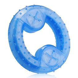 ZNOKA Pet Products Arctic Freeze Fetch Food Cooling Teether