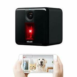 Pet Camera W Interactive Laser Toy. Remote Dog Cat Monitorin