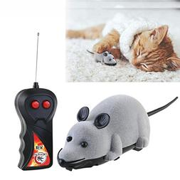 HIGO TOY Pet Cat Electric Toys Teaser Cats Toy Interactive A