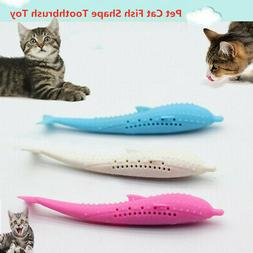 1pcs new pet kitten cat fish shape