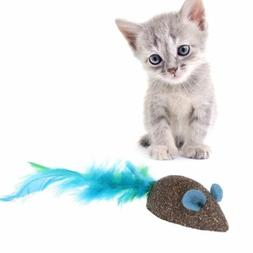 Pet Cat Toy Natural Catnip Treats Home Chasing Toys Healthy