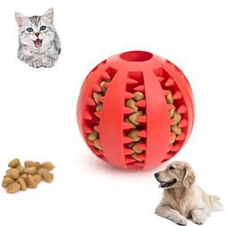Petbob 1PC Pet Chew Ball,Dog Ball Toy,Non-Toxic Rubber Funny
