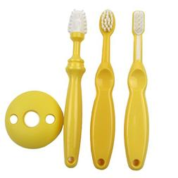Alfie Pet by Petoga Couture - Macall 3-pieces Toothbrush Set
