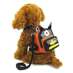 824f9b246d Alfie Pet by Petoga Couture - Oliga Backpack Harness with Le