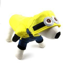 Alfie Pet by Petoga Couture - Wesley Minion Costume - Color: