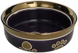 Ethical Pet Products  CSO6889 Ritz Copper Rim Cat Dish, 5-In