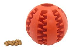 hoochye Pet Dog & Cat Treat Tooth Cleaning Toy IQ Ball-Soft