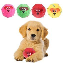 Delight eShop Pet Dog Giggle Ball Tough Treat Training Chew