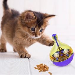 Pet <font><b>Dog</b></font> Fun Bowl Feeder <font><b>Cat</b>