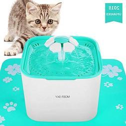 Moer Sky Pet Fountain Cat Water Dispenser-Healthy Hygienic D