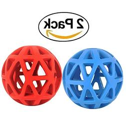 Pet Hol-ee Roller Dog Ball Hol-ee Roller Dog Toy, IQ Toy Tre