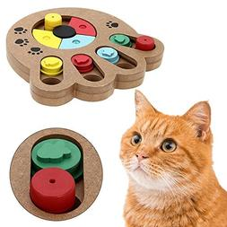 PYRUS Pet Intelligence Toy Eco-friendly Interactive Fun Hide