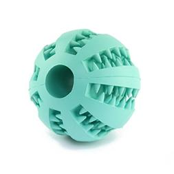 Pet IQ Interactive Treat Toy Ball Food Dispensing Ball for D