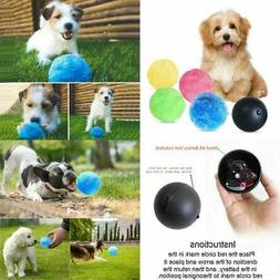 Pet Magic Roller Ball Toy Automatic Pets Dog Cat Active Roll