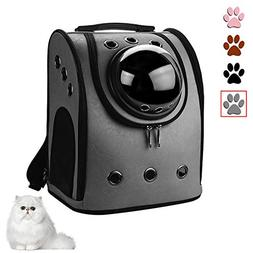 Anzone Pet Portable Carrier Space Capsule Backpack, Pet Bubb