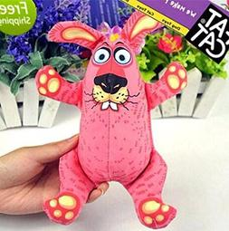 Pet Product Dog Supplies Fatcat Doggy Toy Fat Cat Squeaky Ca