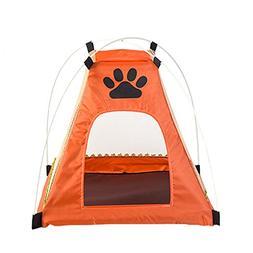 Zero Pet Tent Portable Cat House Small Animal Activity Toy F