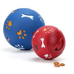LOVEPET Pets Feeding Toys Safety Rubber Balls For Cats Or Do