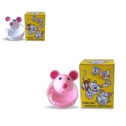 Pets Toys Food Creative Mouse Shaped Tumbler Puzzle Automati