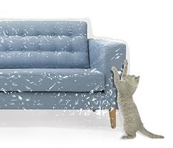 Plastic Couch Cover For Pets | Cat Scratching Protector Claw
