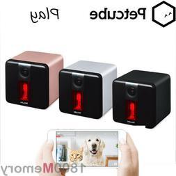 Petcube Play Interactive WiFi Pet Camera Monitor 2 Way Audio