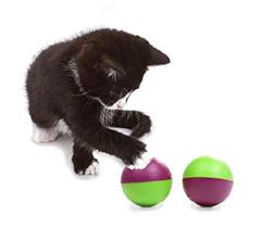 Play Pets Treat Ball Encourages Cat To Chase Challenging And
