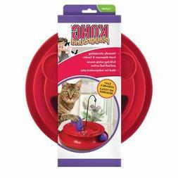 "Kong Playground Treat Dispensing Cat Toy - 9.75"" Diameter"