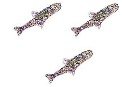 Yeowww Pollock Fish Catnip Toy , 3 Pack
