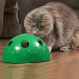Pop N'Play Interactive Motion Cat Toy Mouse Tease Electron