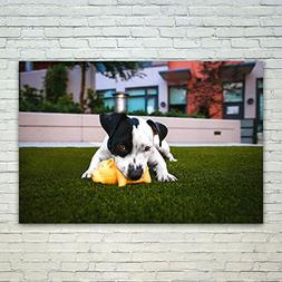 Westlake Art Poster Print Wall Art - Dog Pet - Modern Pictur