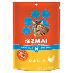 Iams Proactive Health Oral Care Daily Treats For Cats Chicke