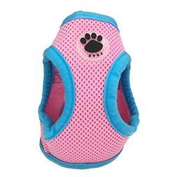 WONDERPUP No Pull Comfort Soft Mesh Small Dog Vest Harness f