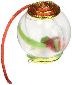 purr pet action balls toy