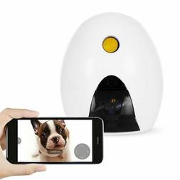 FUNPAW Q Cat & Dog Treat Dispenser w/Toy Laser: Monitor from