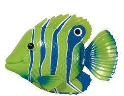 SwimWays Rainbow Reef Mini Fish - Green/Blue/White