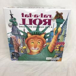 Rat A Tat Roll - A Fun Numbers Dice Memory Board Game Cat Ne