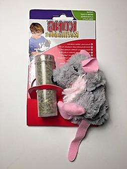 KONG Rat Refillable Catnip Toy