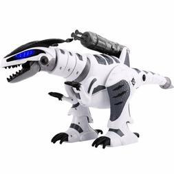Zooawa RC Remote Control Robotic Dinosaur, Rechargable Intel