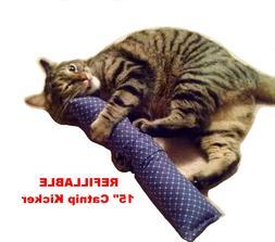 "15"" Catnip Cat Kicker Toy, Cat Kick Sticks, Bunny Kick Toys"