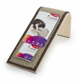 SmartyKat Scratch Sisal Scratcher,Style: Incline