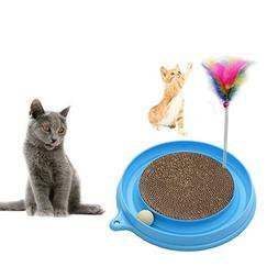 Cydnlive Scratching Post,Turbob Scratcher Cat Toy,Scratching