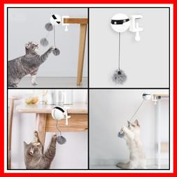 Self Playing Cat Toy Teaser Automatic Lifting Electric Ball