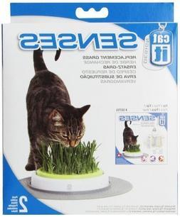 Catit Design Senses Cat Toy Grass Garden Refill Kit - 2-Pack