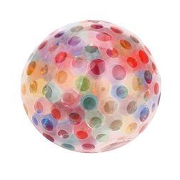 serzul spongy rainbow ball toy