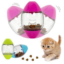 Slimcat Interactive Cat Toy Slow Treat Food Feeder Dispenser