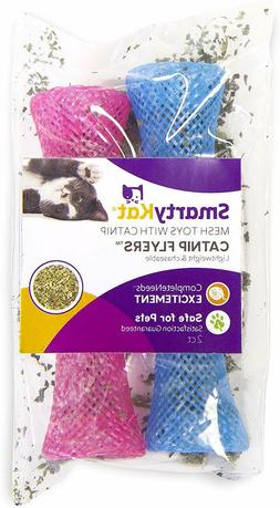 SmartyKat Catnip Flyer 2 Pack Cat Toys | Free Shipping