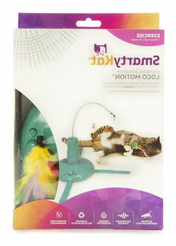 SmartyKat Electronic Motion Cat Toys Loco Motion