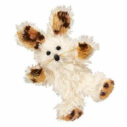 Kong Softie FUZZY BUNNY Catnip Cat Toy Oh So Soft!
