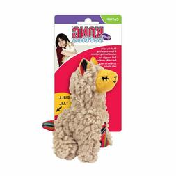 Kong Softies Buzzy Llama Cat Toy    Free Shipping